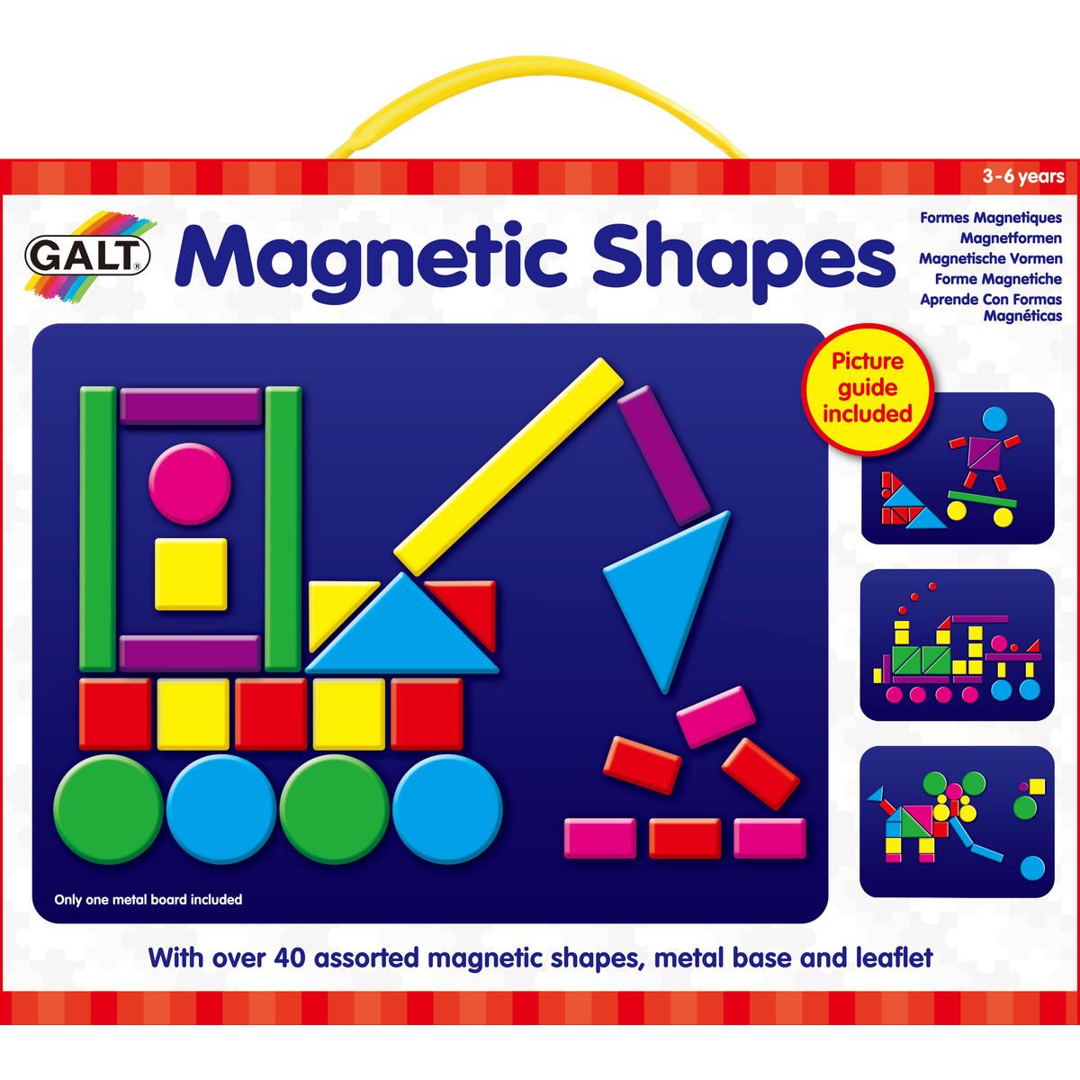 Galt Set cu forme magnetice
