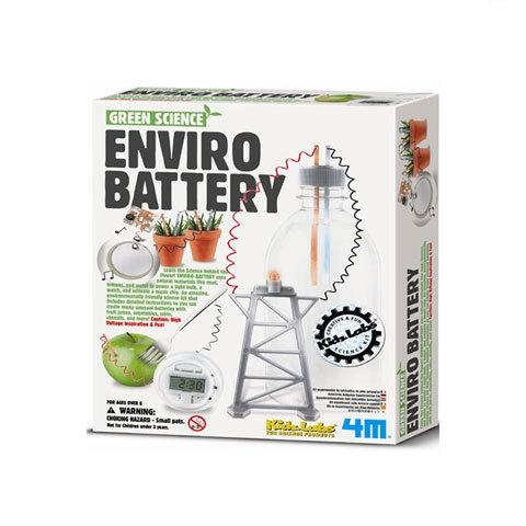 Kit Enviro-Battery