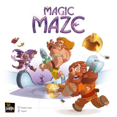 The Magic Maze