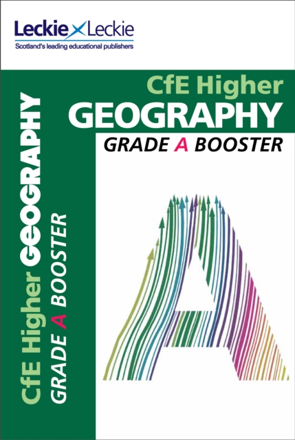 Higher Geography Grade Booster for SQA Exam Revision