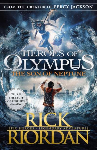 Son of Neptune (Heroes of Olympus Book 2)