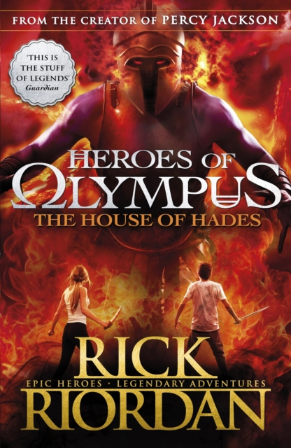 House of Hades (Heroes of Olympus Book 4)