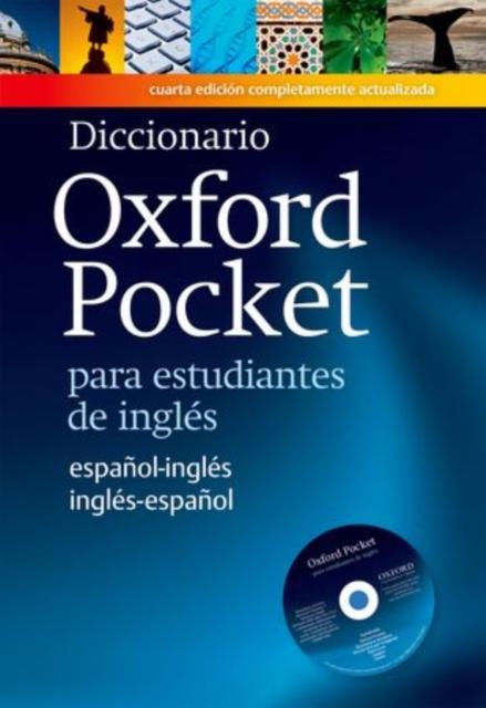 Diccionario Oxford Pocket para estudiantes de ingles
