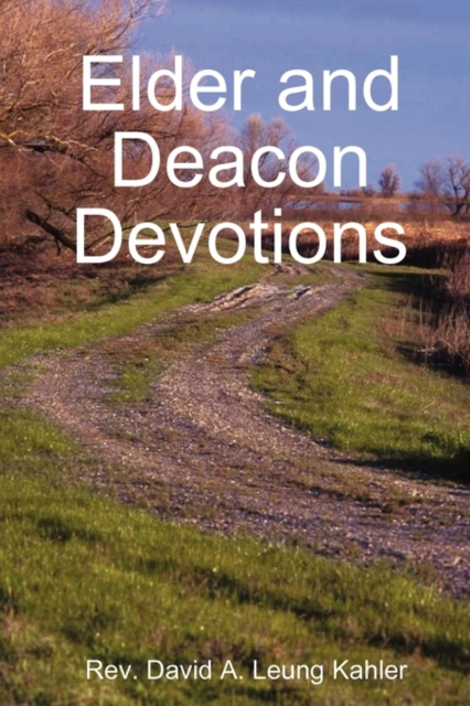 Elder and Deacon Devotions