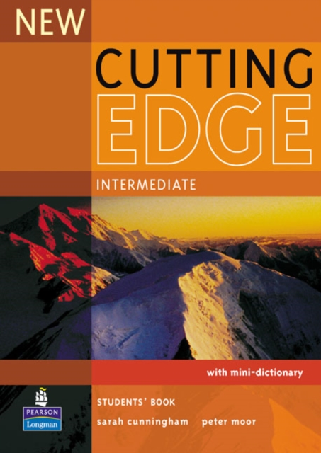 New Cutting Edge Intermediate Students' Book
