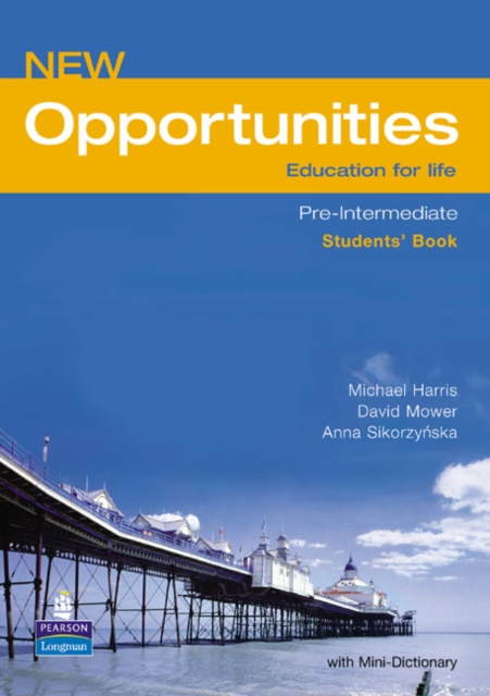 Opportunities Global Pre-Intermediate Students' Book NE