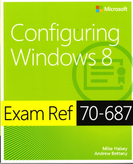Configuring Windows (R) 8