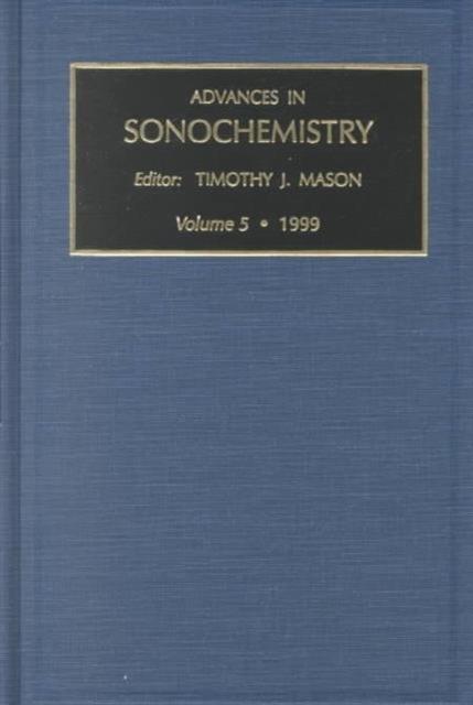 Advances in Sonochemistry