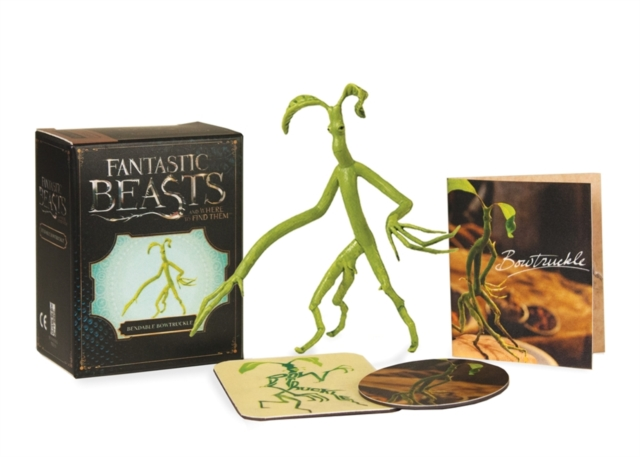 Fantastic Beasts and Where to Find Them: Bendable Bowtruckle