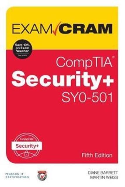 COMPTIA SECURITY SY0501 EXAM CRAM