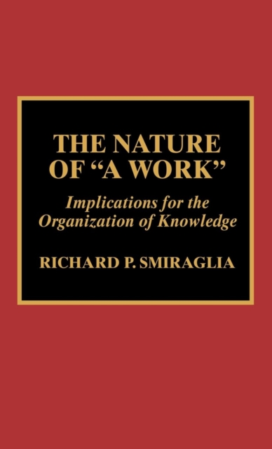 Nature of 'A Work'