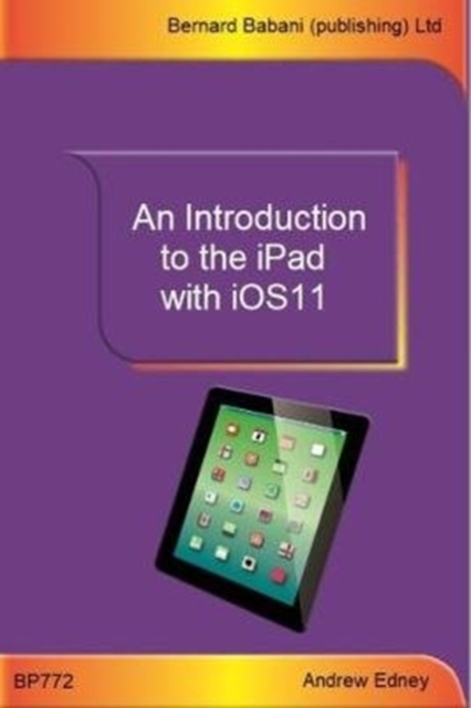 Introduction to the iPad with iOS11