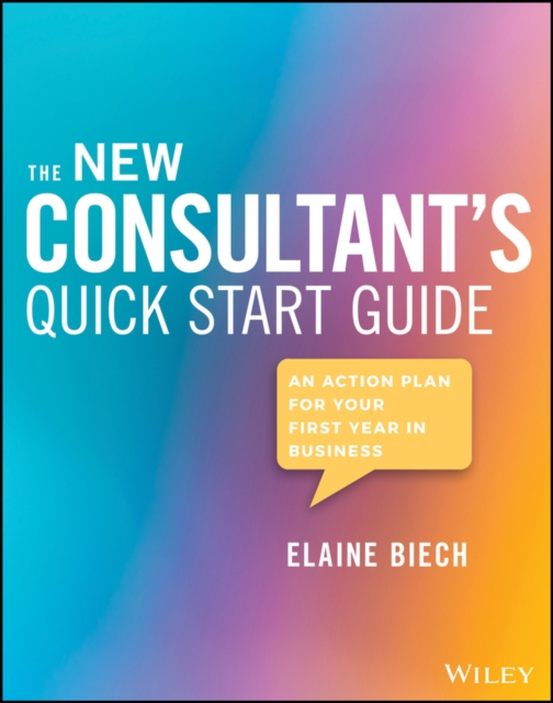 New Consultant's Quick Start Guide