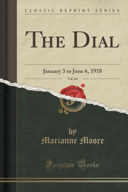 Dial, Vol. 64