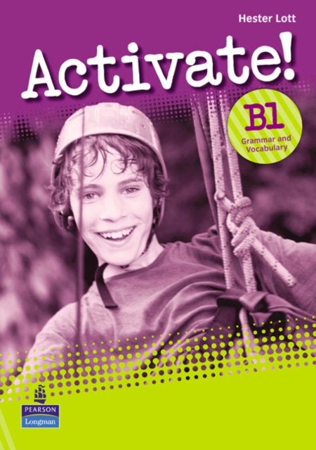 Activate! B1 Grammar and Vocabulary Book Version 2