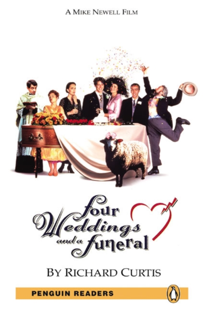 Level 5: Four Weddings and a Funeral Book and MP3 Pack