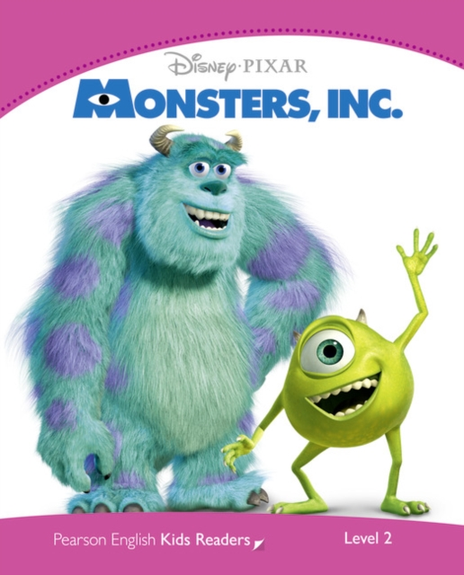 Level 2: Disney Pixar Monsters, Inc