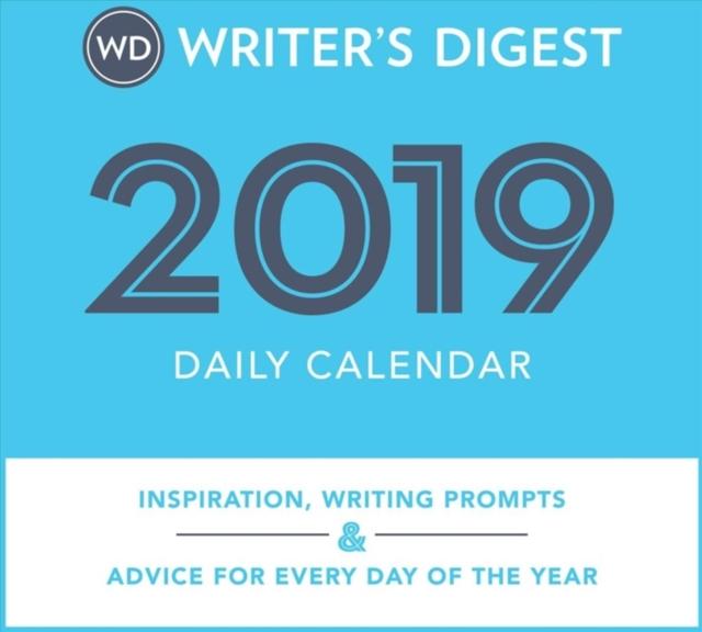 Writer's Digest 2019 Daily Calendar