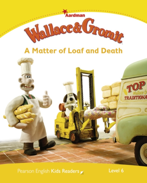 Level 6: Wallace & Gromit: A Matter of Loaf and Death