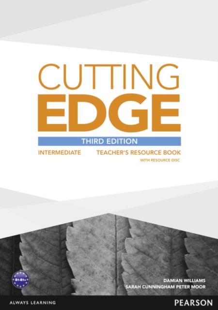 Cutting Edge 3rd Edition Intermediate Teacher's Book and Teacher's Resource Disk Pack