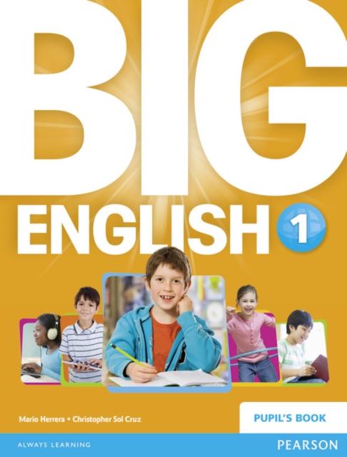 Big English 1 Pupils Book stand alone