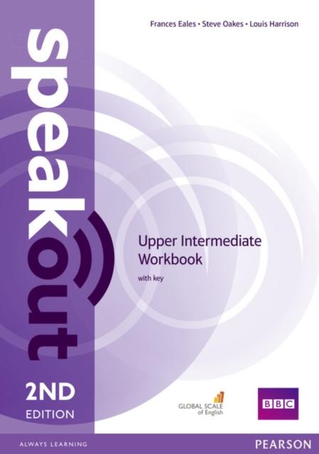 Speakout Upper Intermediate 2nd Edition Workbook with Key