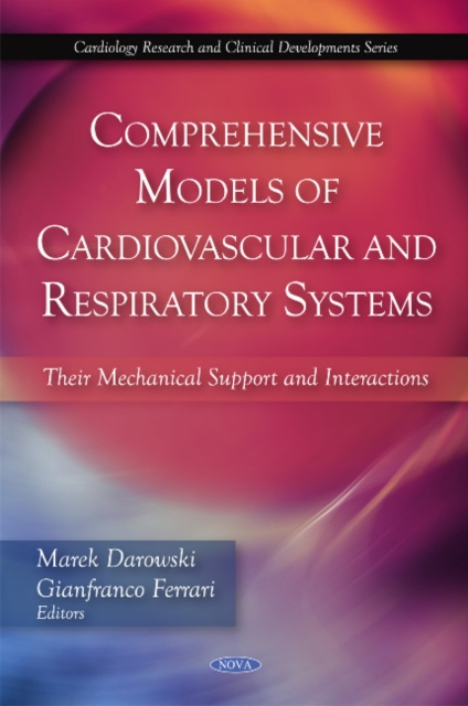 Comprehensive Models of Cardiovascular & Respiratory Systems