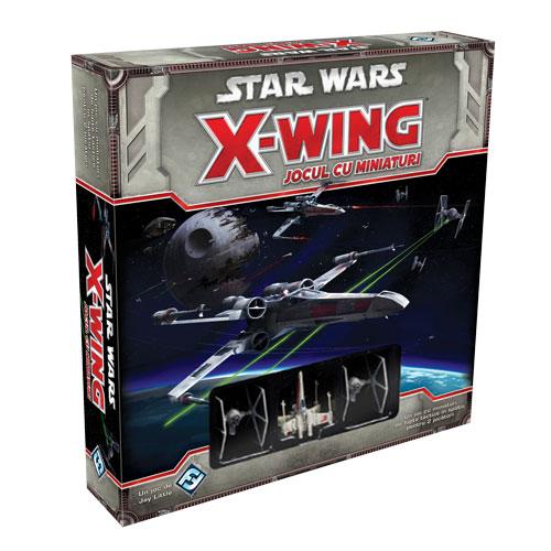 Star Wars: X-Wing - Jocul cu miniaturi
