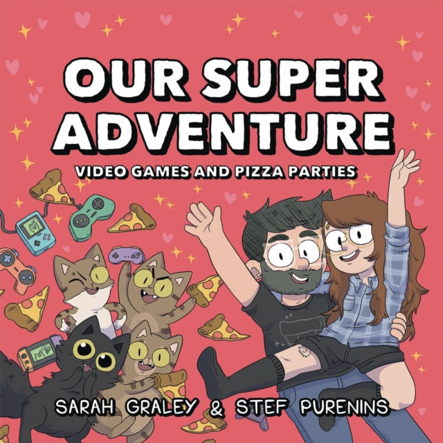 Our Super Adventure: Video Games and Pizza Parties