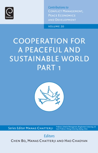 Cooperation for a Peaceful and Sustainable World