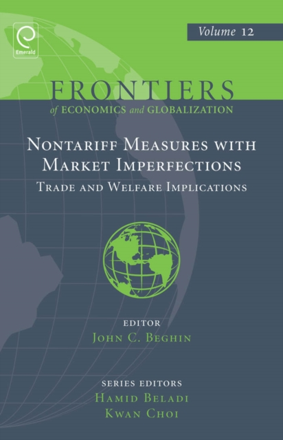 Non Tariff Measures with Market Imperfections