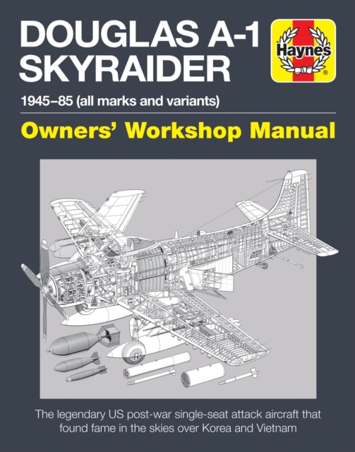 Douglas A1 Skyraider Manual