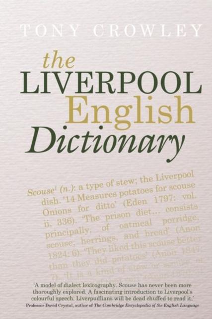 Liverpool English Dictionary