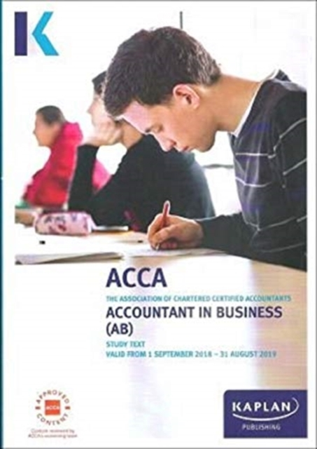 Accountant in Business (AB) - Study Text