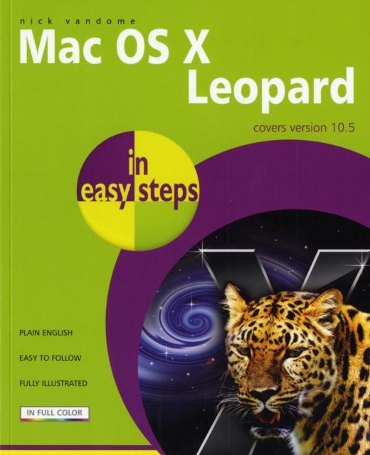Mac OS X Leopard in Easy Steps