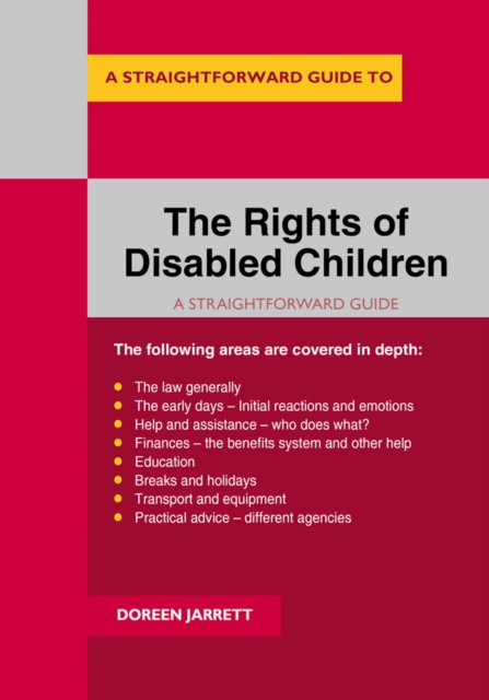 Rights Of Disabled Children