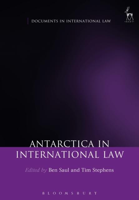 Antarctica in International Law