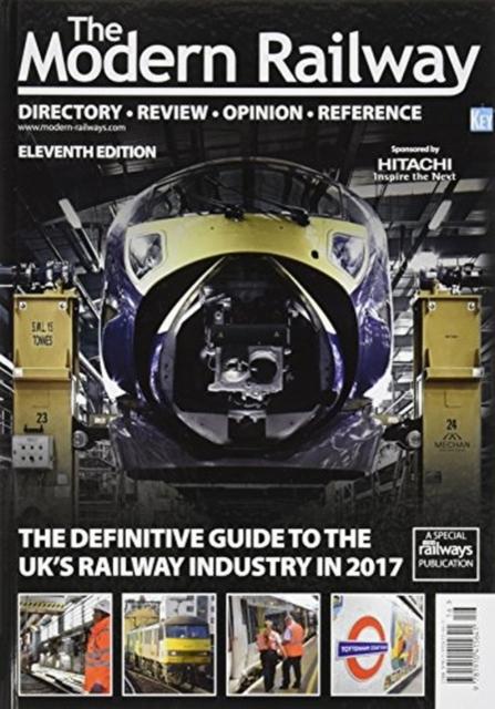 MODERN RAILWAY 2017