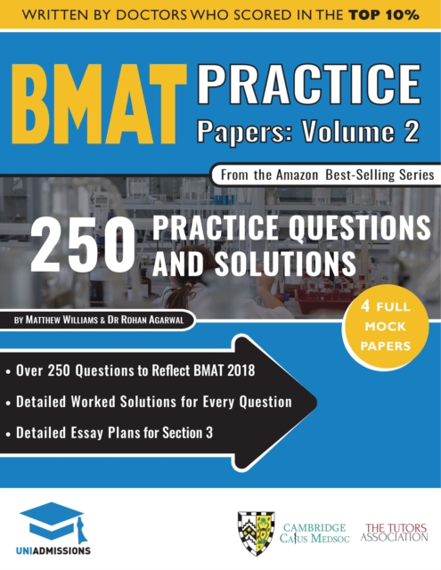 BMAT Practice Papers Volume 2