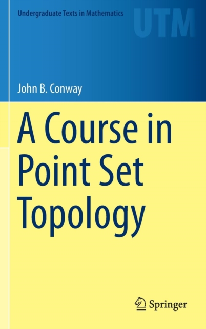 Course in Point Set Topology