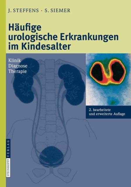 Haufige urologische Erkrankungen im Kindesalter