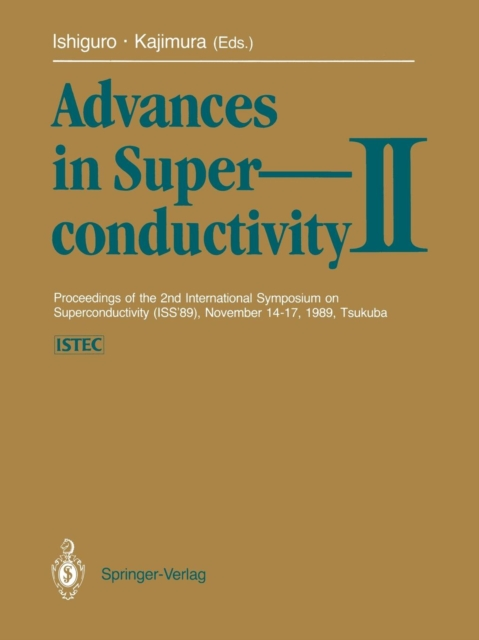 Advances in Superconductivity II