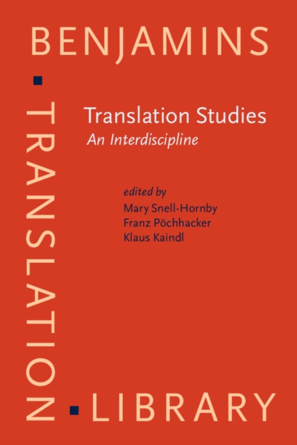 Translation Studies: An Interdiscipline