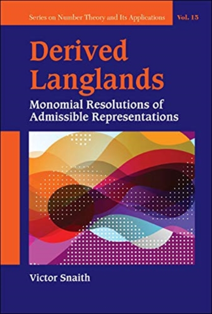 Derived Langlands: Monomial Resolutions Of Admissible Representations