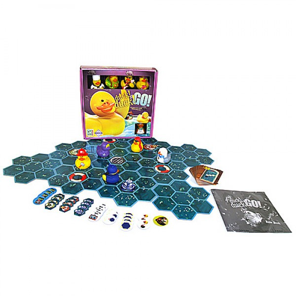 Joc cu ratuste Duck! Duck! Go!