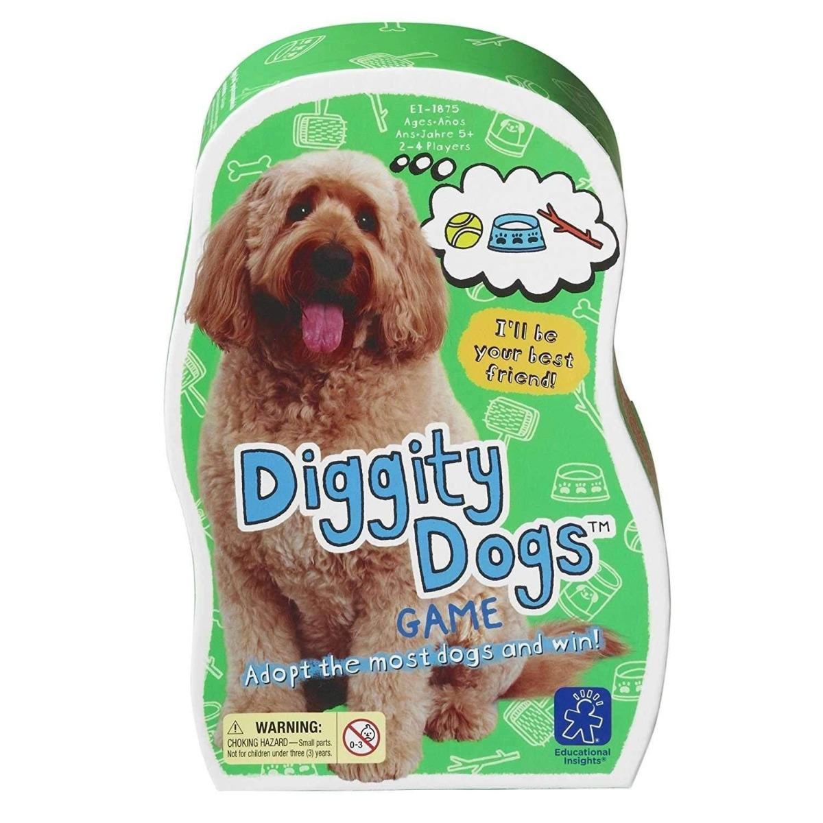 Joc Diggity Dogs