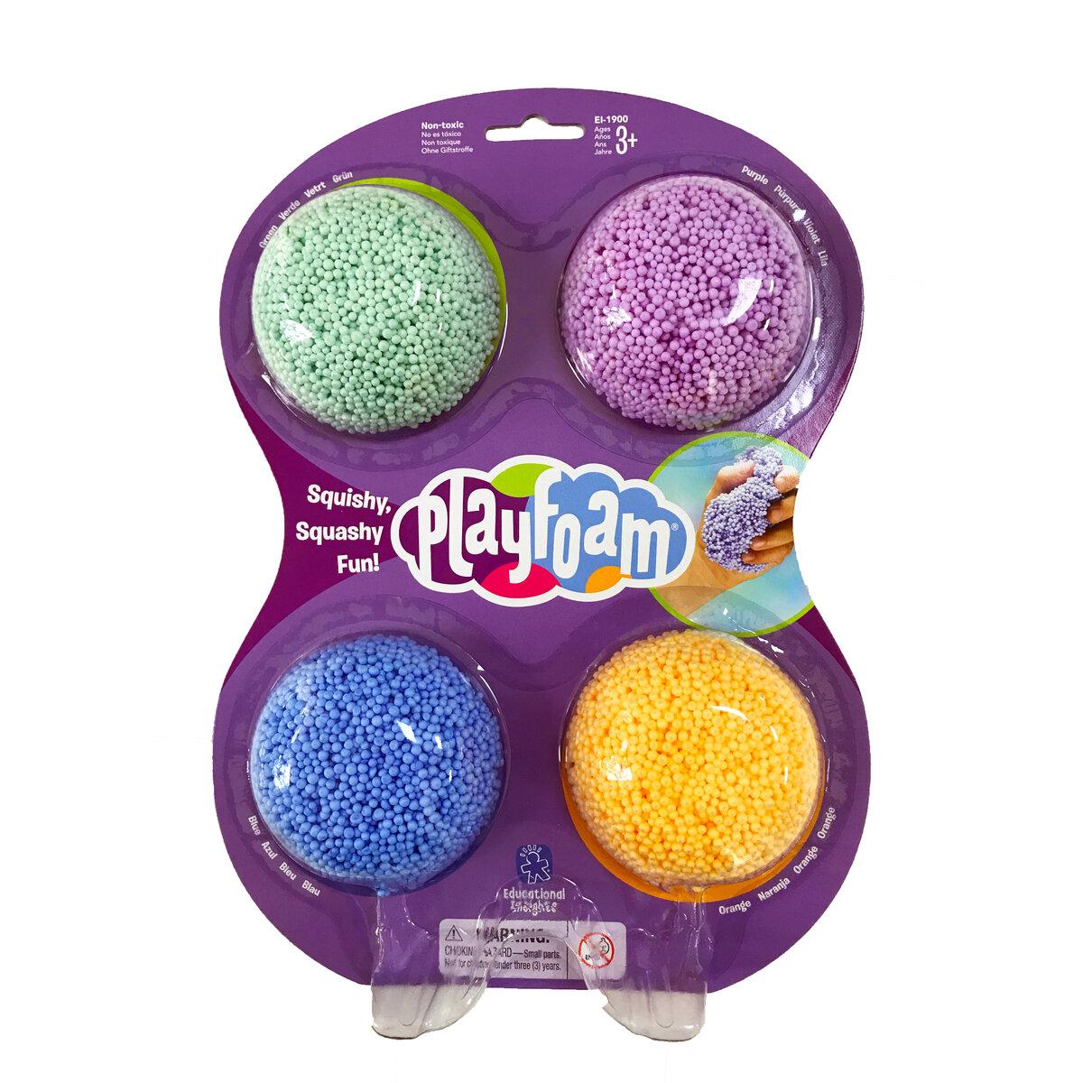 Set Spuma modelatoare Playfoam (4 bucati)