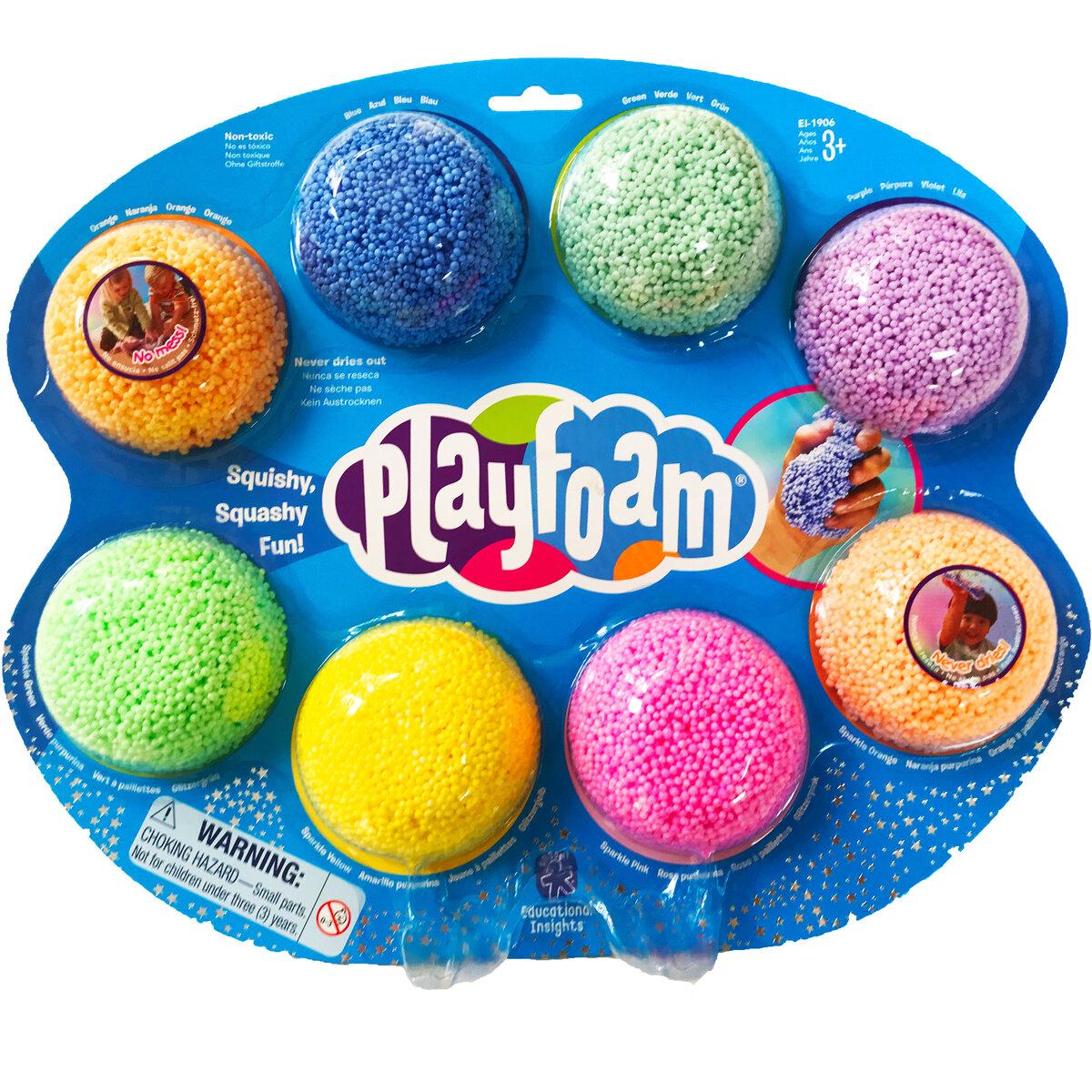 Set Spuma modelatoare Playfoam (8 bucati)