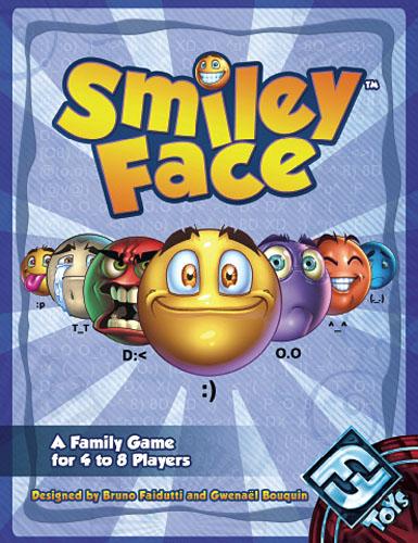 Joc de carti Smiley Face
