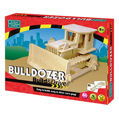 Build and Drive Bulldozer